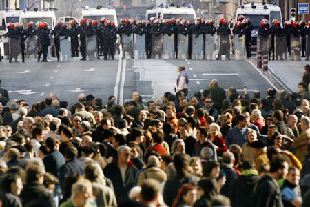 manifestación ciudadana