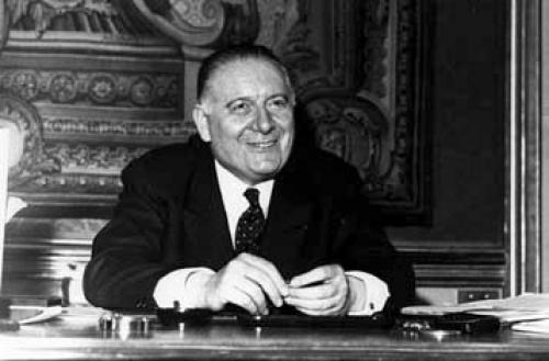 Alain Poher