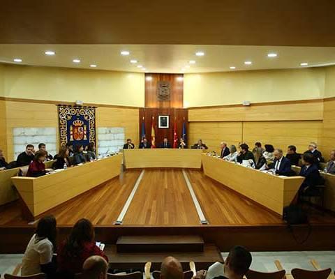 Pleno estado de la ciudad, mayo 2018. Propuestas vecinales El Pueblo Que Queremos.