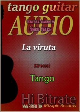 La viruta mp3 tango en guitarra