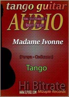 Madame Ivonne mp3 tango en guitarra