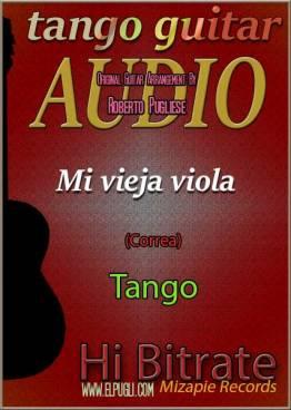 Mi vieja viola mp3 tango en guitarra