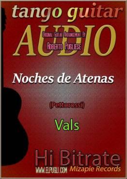 Noches de Atenas mp3 vals en guitarra por Roberto Pugliese