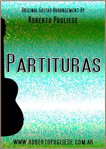 Partituras originales de Roberto Pugliese
