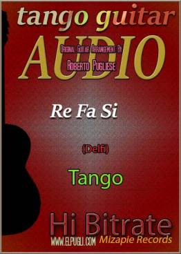 Re Fa Si mp3 tango en guitarra