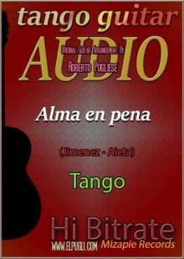 Alma en pena mp3 tango en guitarra