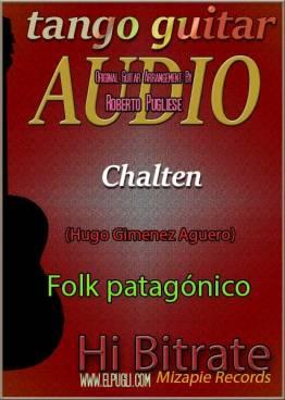 Chalten mp3 guitarra instrumental con video y partitura