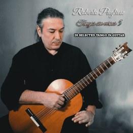 Guitar tango music