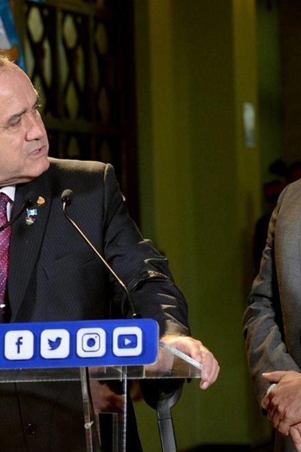 Los retos del nuevo presidente de Guatemala, Alejandro Giammattei