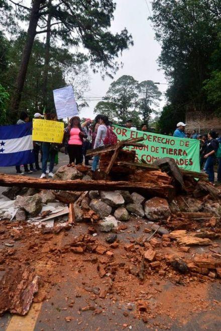 Por la defensa de La Tigra o la construcción de Condado Santa María