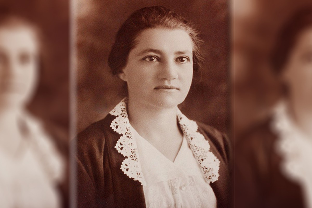 Lucila Gamero, constructora de un país