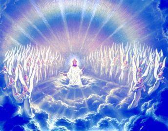Dios - Angeles, angelicales, celestial, santidad