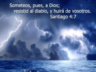santiago, cita biblica
