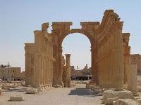 Ruinas de Siria, religion, contruidas en el siglo II, biblia, antiguo testamento, aspecto religioso