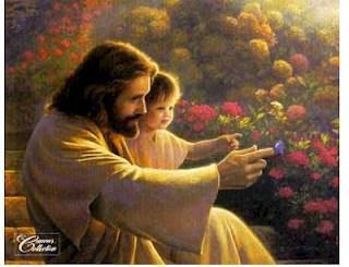 bondad, amor, Dios, Jesus, hijos