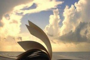 santa biblia, bible, abierta, palabra de Dios, escrituras