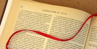 comentario biblico de levitico