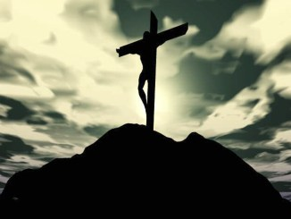 Cristo, cruz, palabras de jesus
