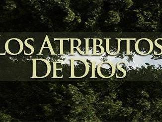 los atributos de Dios, libro