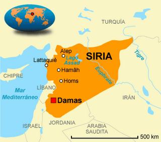 mapa de siria, antiguo testamento, biblia