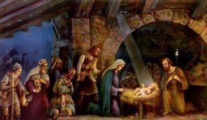 nacimiento jesus, navidad