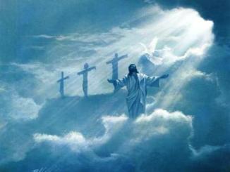 cristo, hijo de Dios, meditación