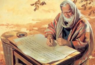 Apostol Juan, discipulo, evangelio, libro, Biblia, bosquejo