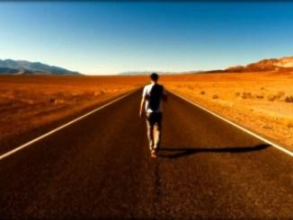 camino, satisface, cristo, jesús, Dios