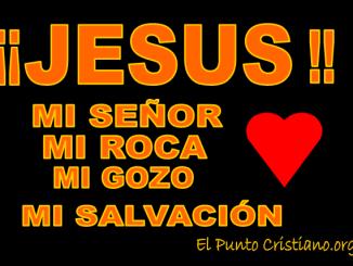 frases cristianas, facebook, citas biblicas, jesus, roca, gozo, salvacion