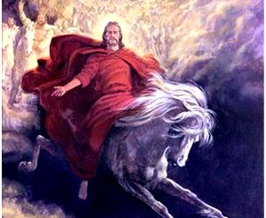 segunda venida cristo, profecia II, curso, tribulacion, rapto, arrebatamiento