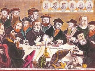 confesion, fe, reforma, protestantismo, calvino, lutero