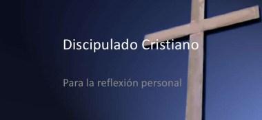 cristiano, discipulo