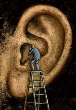 Predicación, Escucha, Reach, Aplicación, Reflejo , llagar