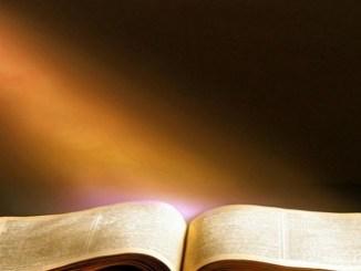 biblia, secreto, estudio, reflexion