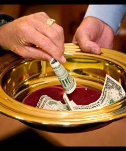 diezmo, ofrenda, estudio, predicar
