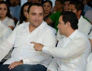 Chanito y gobernador