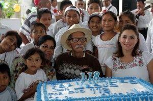 Festejo abuelito