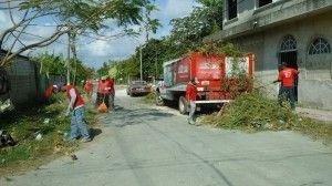 Acciones en Nuevo Progreso por Chikungunyá