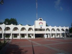 palacio municipal cancun