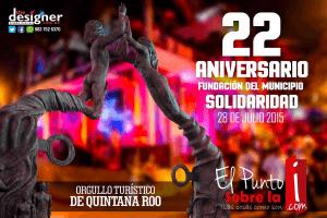 felicitacion solidaridad 22 como municipio