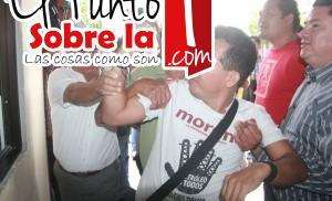 Enfrentamiento Morena