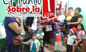 JMM, ninos, padres de famiila y prfesor inculcan   tradicion.