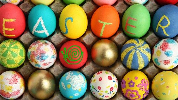 احسن الطرق لتلوين البيض أجمل بيضة في شن التسيم