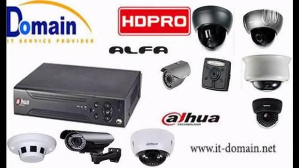 اسعار كاميرات المراقبة ومشاهدة الكاميرات بالإنترنت من المحمول