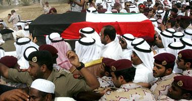الكويت تودع اميرها صباح الأحمد الجابر الصباح رحمه الله تشيع جنازة الشيخ صباح