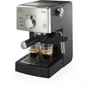 مكينة القهوة الإسبريسو والكابتشينو