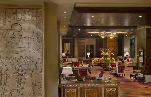 The Nile Ritz-Carlton Hotel