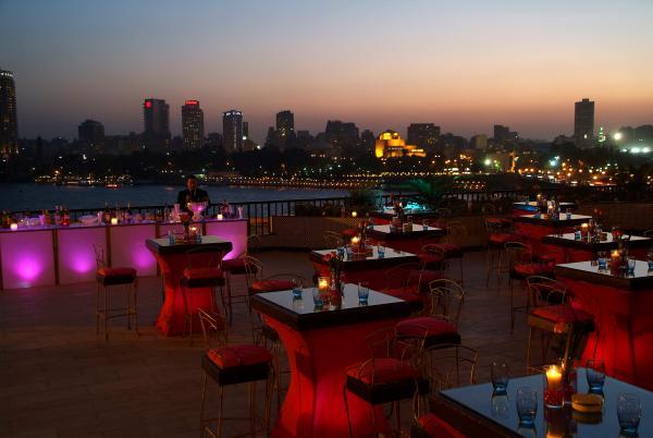 Semiramis Intercontinental Hotel Cairo