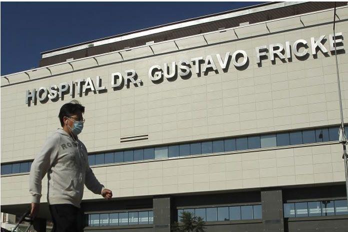 Hospital Gustavo Fricke de Viña del Mar