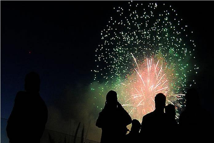 Limache suspende fuegos artificiales y fiesta de Año Nuevo